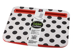 Tablet Cushion - Polka Dot