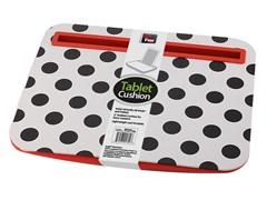 Tablet Cushion - Polka Dot
