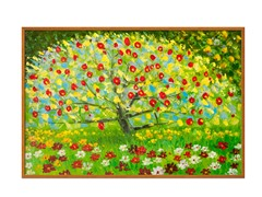 Klimt - The Apple Tree