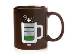 Coffee Levels Critical Mug