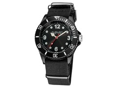 August Steiner AS8061BK Men's Sports Watch - Black