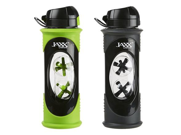 Jaxx Glass Shaker Cup Set