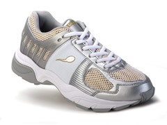 Men's Ballistic - White/Gold