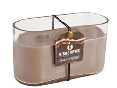 Ribbonwick Amber & Firelight Med Oval