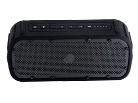 TimoLabs Corbett Rugged Waterproof Bluetooth Speaker