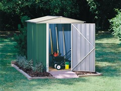 Arrow Sentry 6' x 5' Shed, Green