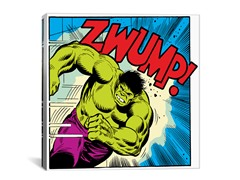 Hulk Panel Art I