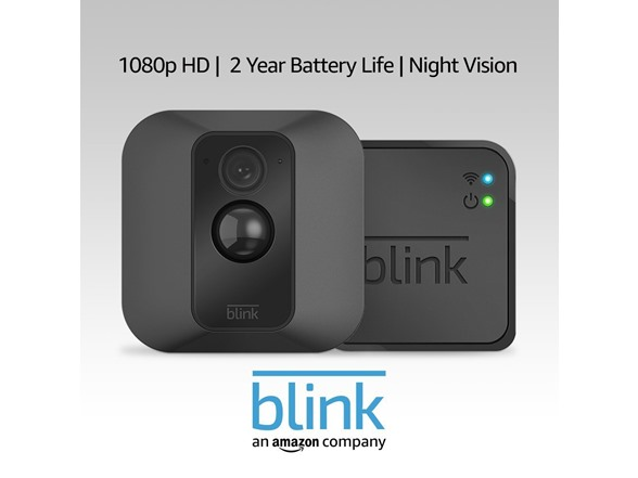 Blink XT One-, Two-, Three-, or Five-Camera System