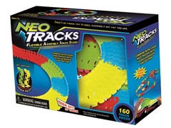 Neo Tracks 160-Pc Expansion Set