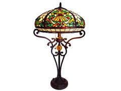 Victorian 2 Light Table Lamp