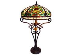 Victorian 2 Light Table Lamp