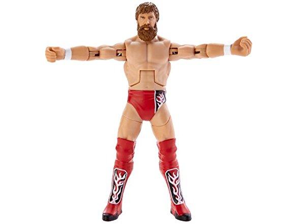"""WWE Super Strikers 6"""" Daniel Bryan Figure FF34183A"""