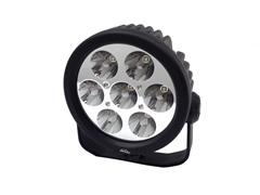 6-Inch 10-Watt 7-LED Round Spot Light