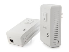 ZyXEL 500Mbps Gigabit Powerline Adapters