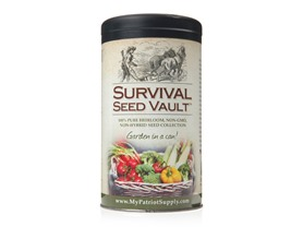 Patriot Pantry Survival Seed Vault