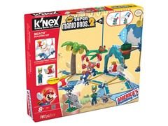K'NEX New Super Mario Bros. 2 Beach Set