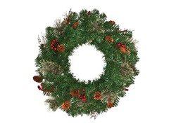 "24"" Mixed Tip Wreath"