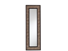 Animal Print Decorative Mirror - Leopard