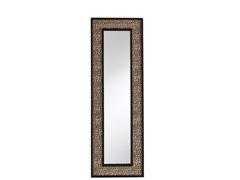 Animal Print Decorative Mirror - Leopard
