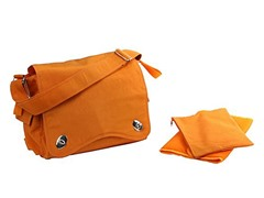 Kalencom Messenger Bag - Pumpkin