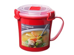 Microwave Soup Mug - 22 oz