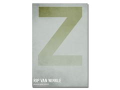 Rip Van Winkle - 2 Sizes