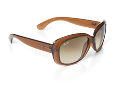 Jackie Ohh Sunglasses - Light Brown
