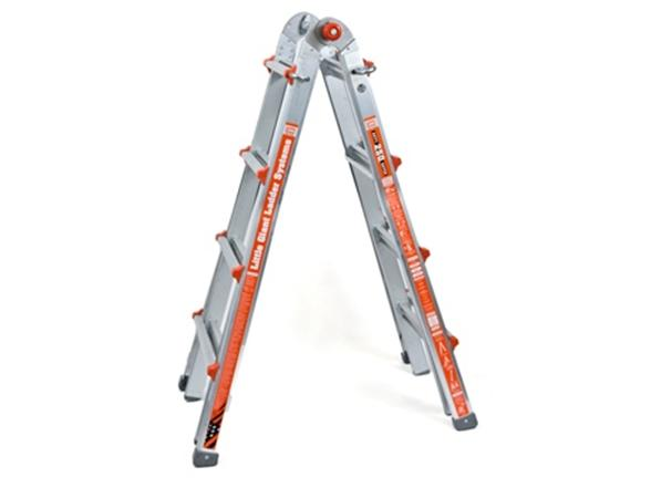little giant ladder costco 15 foot ladder system 10522