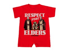 Respect Your Elders Romper (6-18M)