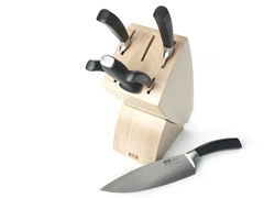 Fissler Passion 7-Piece Knife Block Set