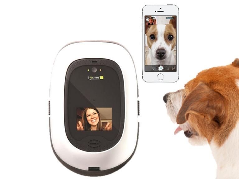 PetChatz HD Two-Way Audio/Video Pet Treat Camera
