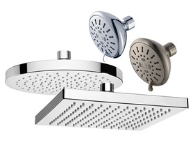 Oasis Luxury Shower Heads