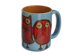 MGOLB Minerva Mug Blue