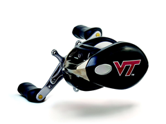 Virginia Tech Baitcasting Reel