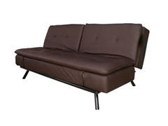Abbyson Living Zentro Leather Convertible Sofa
