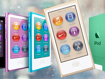 Apple iPod nano 16GB (7th Gen)