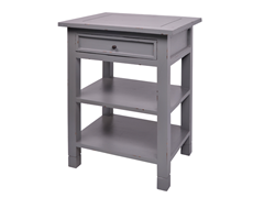 Newton Side Table - Dark Gray