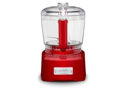 Elite Collection 4-Cup Chopper/Grinder- Red
