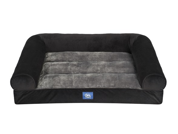 Serta Extra Large Memory Foam Pet Couch