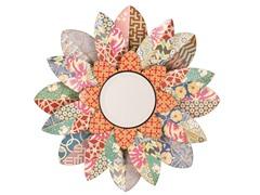 Decorative Floral Mirror
