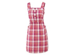 Women's Penelope Dress - Mulberry Plaid
