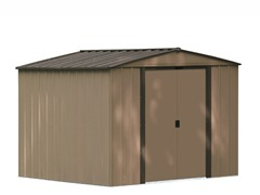 Steel Storage Shed 6' x 5'