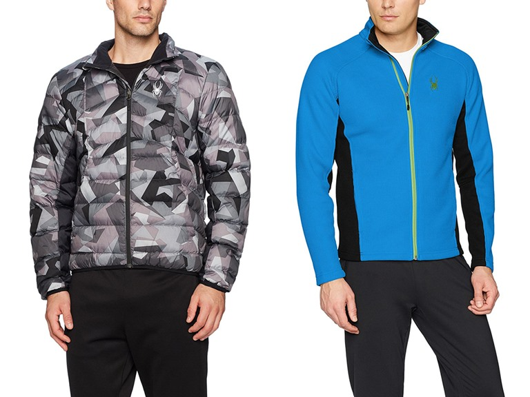 Spyder Men's and Women's Outerwear