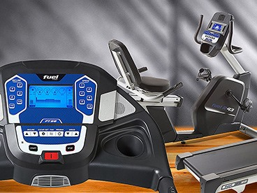 Fuel Fitness Cardio Machines