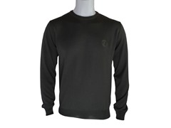 Versace Crew Neck Sweater, Green