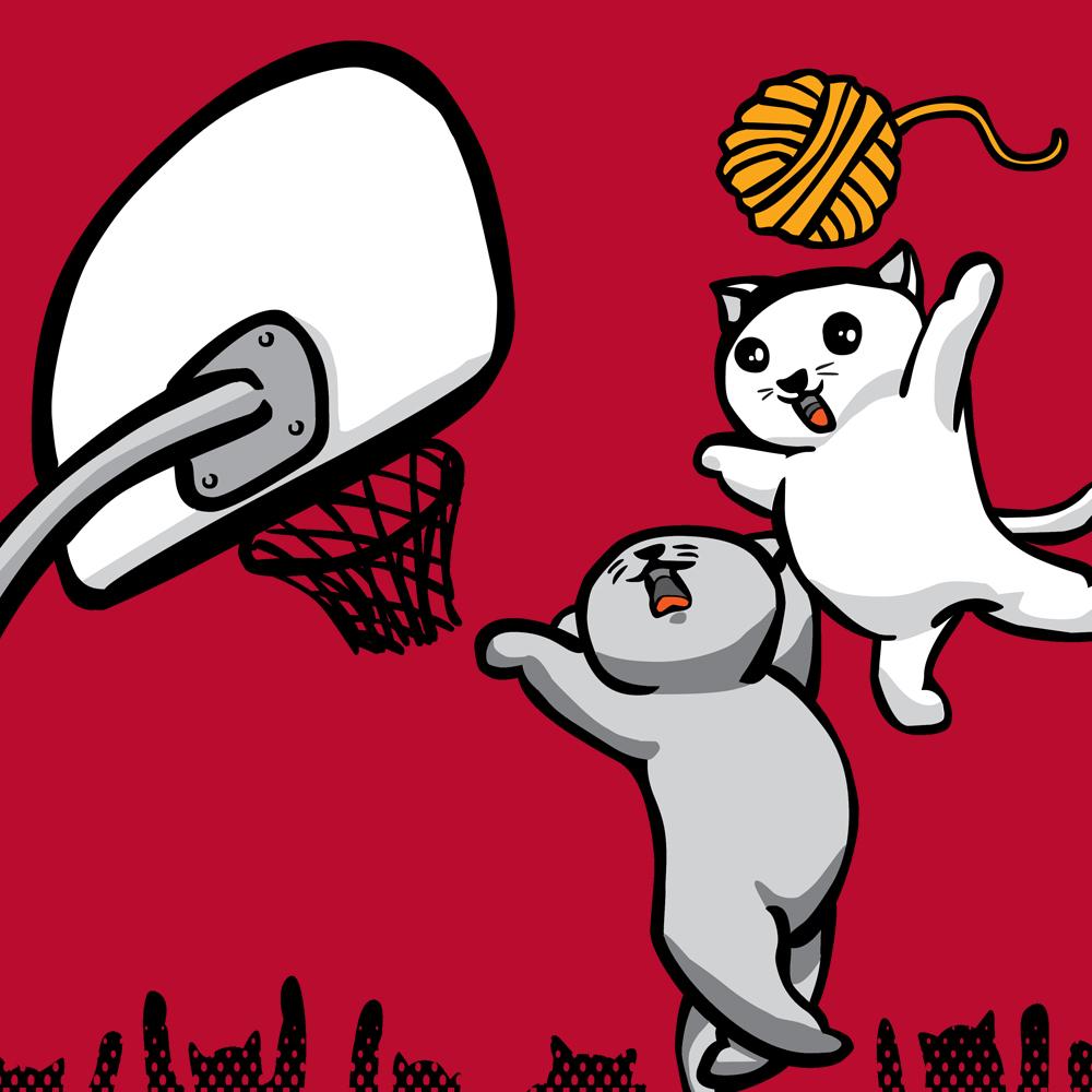 Alley-Oop Cats