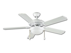 Royal Star V Fan, White