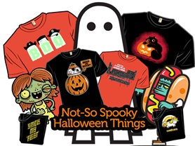 Not-So Spooky Shirtstorm