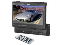 7'' Touch Screen with DVD