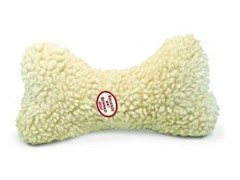 Vermont Fleece Bone: 12""